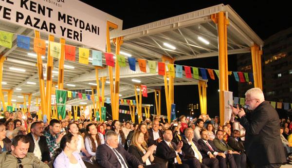 Yenişehir Pazar Yeri